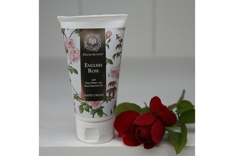 Crema Mani English Rose 50ml